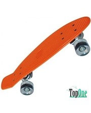 Скейтборд BUFFY/ORANGE 106000076/ORANGE
