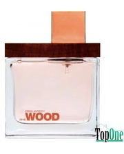 Dsquared2 She Wood парфюмированная вода, жен. 100 мл ТЕСТЕР 17895
