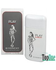 Givenchy Play In The City парфюмированная вода 50 мл примятые без целлофана