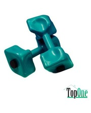 HYDRO-TONE Water Weight Bells, пара