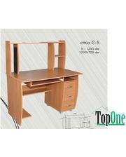 Компьютерный стол С-5 Альфа-Мебель