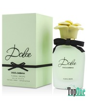 Dolce & Gabbana Dolce Floral Drops туалетная вода, жен., 30ml