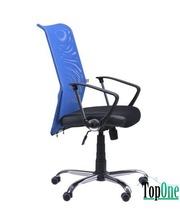 AMF Аэро HB сиденье Сетка черная, Неаполь N-20/спинка Сетка синяя (23231)