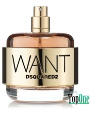 Dsquared2 Want парфюмированная вода, жен. 100 мл ТЕСТЕР 59614