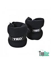 Отягощения для рук / ног фиксированные TKO, 2,3 кг, пара