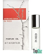 Armand Basi In Red туалетная вода, жен 7ml