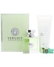 Versace Versense набор жен., (туалетная вода 30 мл + лосьон для тела 50ml)