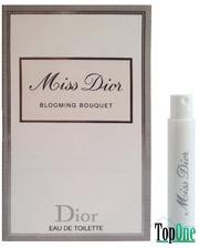 Christian Dior Miss Dior Blooming Bouquet New Design туалетная вода, жен., 1 мл пробирка