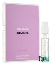 Chanel Chance Eau Vive туалетная вода, жен. 2 мл пробирка