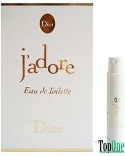 Christian Dior J'adore парфюмированная вода, жен., 1 мл пробирка