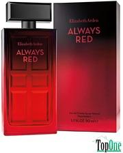 Elizabeth Arden Always Red туалетная вода, жен. 50ml