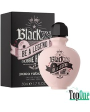 Paco Rabanne Black XS Be a Legend Debbie Harry туалетная вода, жен. 50 мл 54826