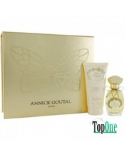 Annick Goutal Набор Eau d`Hadrien жен., (edt 100ml+soap 50g+sh/gel 70m+shampoo 70ml)