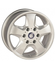 Banzai L339 7.0x15/5x130 D84.1 ET60 silver