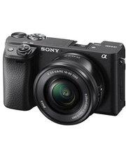 Sony Alpha A6400 kit (16-50mm) Black