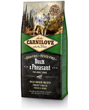 Carnilove Duck & Pheasant 12 кг (8595602508860)