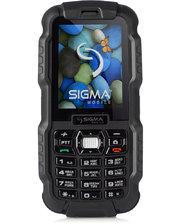 Sigma mobile mobile X-treame DZ67 Travel Black Black (UA UCRF)