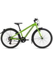 Orbea MX 24 PARK 18 Green - Yellow