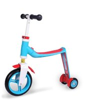 Scoot And Ride Highwaybaby+ blue/red (SR-216272-BLUE-RED)