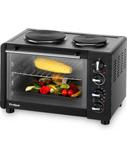 Trisa Oven with hot plate (7348.4712)