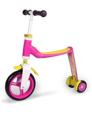 Scoot And Ride Highwaybaby+ pink/yellow (SR-216272-PINK-YELLOW)