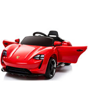 baby tilly Детский электромобиль Tilly Porshe T-7614 Red (00-00140039)