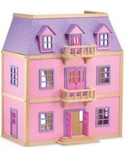 Melissa & Doug Многоэтажный Деревянный Домик (MD4570)