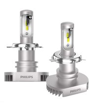 Philips Ultion +160% H4 6200K 11342ULWX2 (2 шт.)