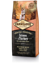 Carnilove Salmon & Turkey...
