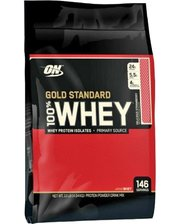 OPTIMUM Nutrition 100% Whey Gold Standard 4540 g /146 servings/ Double Rich Chocolate