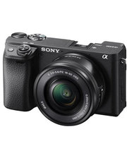 Sony Alpha A6400 kit (16-50mm) Black