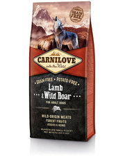 Carnilove Lamb & Wild Boar 12 кг (8595602508921)