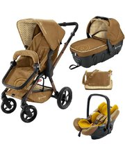 Concord WANDERER TRAVEL SET Sweet Curry (WASL0979SL)