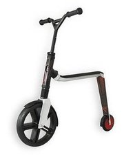 Scoot And Ride Highwaygangster white/red (SR-216265-WHITE-RED)