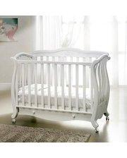 Baby Italia Andrea Lux Glitter White (бук) (150х76 см)