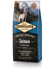 Carnilove Salmon Adult 12...