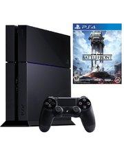 Sony PlayStation 4 (PS4) 1TB + Star Wars: Battlefront