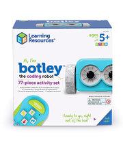 Learning Resources – РОБОТ Botley (программируемая игрушка-робот, пульт, аксесс.) (LER2935)