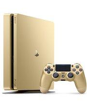 Sony Playstation 4 Slim, 500GB Limited Edition Gold