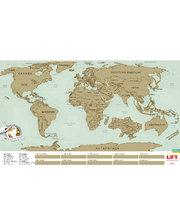 UFT Scratch Map Ru