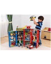 KidKraft Everyday Heroes Wooden Play Set (63239)