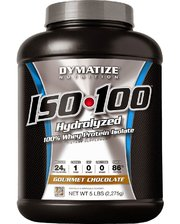 Dymatize ISO-100 2275 g /81 servings/ Cookies Cream