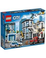 Lego City Полицейский участок (60141)