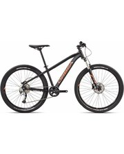 Orbea MX 26 TEAM 18 Black-orange