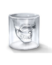UFT Skull Glass