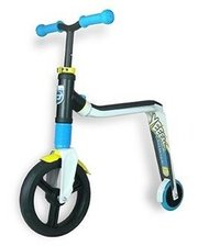 Scoot And Ride Highwayfreak 3.0 white/blue/yellow (SR-202310-WHITE-BLUE-YELLOW)