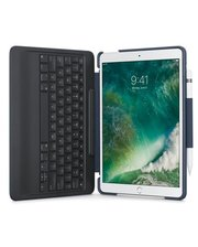 """Logitech Slim Combo with Detachable Keyboard Blue (HL792) for iPad Pro 10.5"""""""
