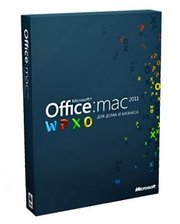 Microsoft Office Mac Home Business 2011 Ru
