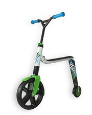 Scoot And Ride Highwaygangster white/green/blue (SR-216265-WHITE-GREEN-BLUE)