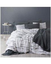 SoundSleep La Calin Stonewash Двуспальный евро, наволочка в комплекте 50x70см (2шт), темно-серый (92520981)
